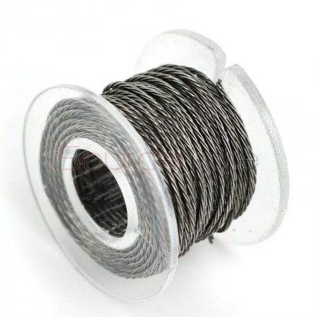 Youde Kanthal 30ga*4*5m Quadruple Twisted Vape Coil Wire - Vaper\'s ...