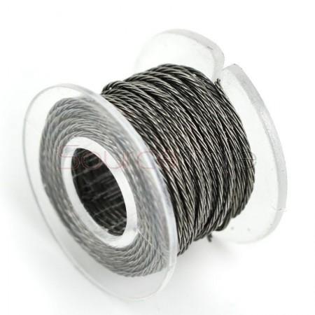 Youde Kanthal 30ga*4*5m Quadruple Twisted Vape Coil Wire - Vaper\'s ...