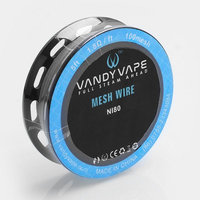 Mesh wire Ni80 - Vaper\'s Corner